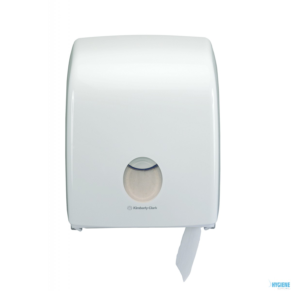 AQUARIUS* Toilettissue Dispenser Mini Jumbo Enkel 6958 Wit - Kimberly Clark