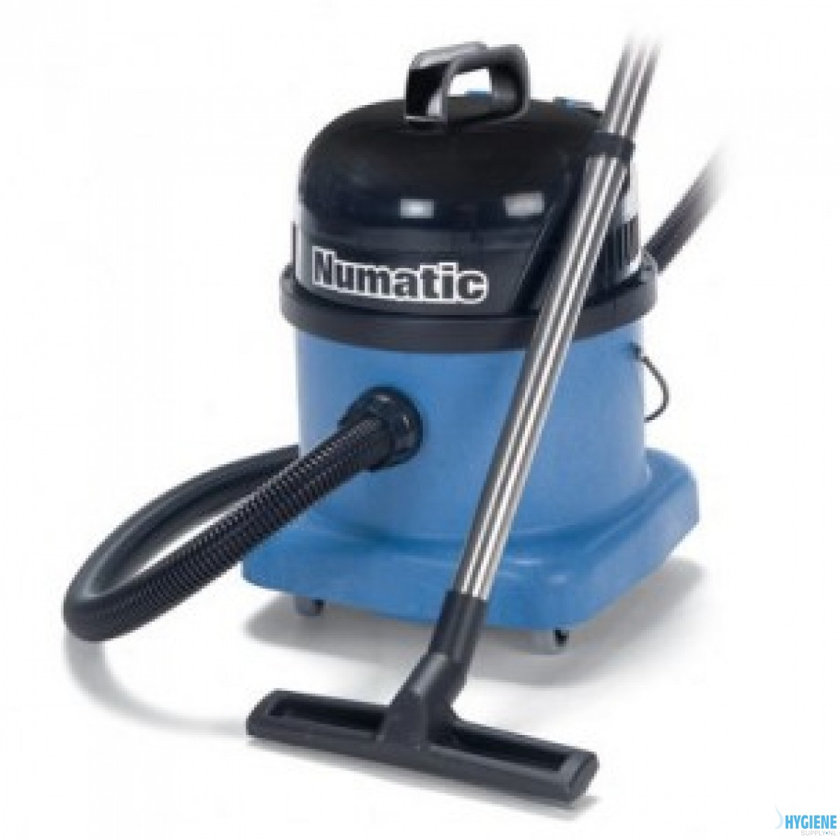 Numatic waterzuiger wet and dry WV380 met Kit A11 706697 Blauw