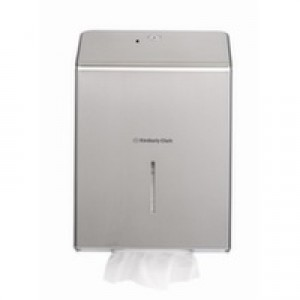 KIMBERLY-CLARK PROFESSIONAL* Handdoek Dispenser 8971 RVS - Kimberly Clark