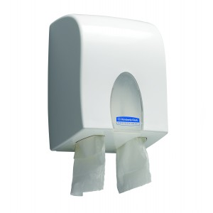 KIMBERLY-CLARK PROFESSIONAL* Gevouwen Handdoek Dispenser Intergevouwen 9962 Wit - Kimberly Clark
