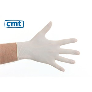 Disposables | CMT Latex Handschoenen Gepoederd (diverse maten)