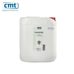 CMT Handsfree® Disinfection Liquid 5L can 43480120