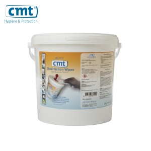 CMT Disinfection wipes 680 wipes 43650548 Blauw