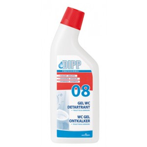 Dipp n°08 WC gel ontkalker 750ml